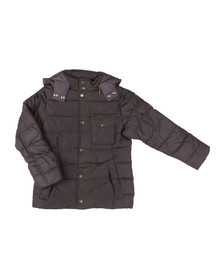 Barbour Lifestyle Boys Blue Boys Cowl Quilted Jacket