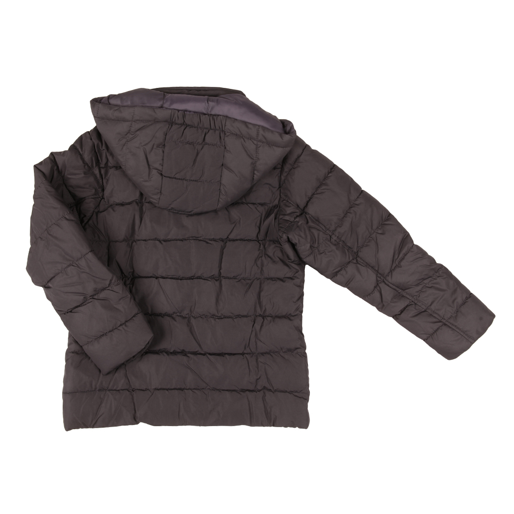 Boys Cowl Quilted Jacket main image