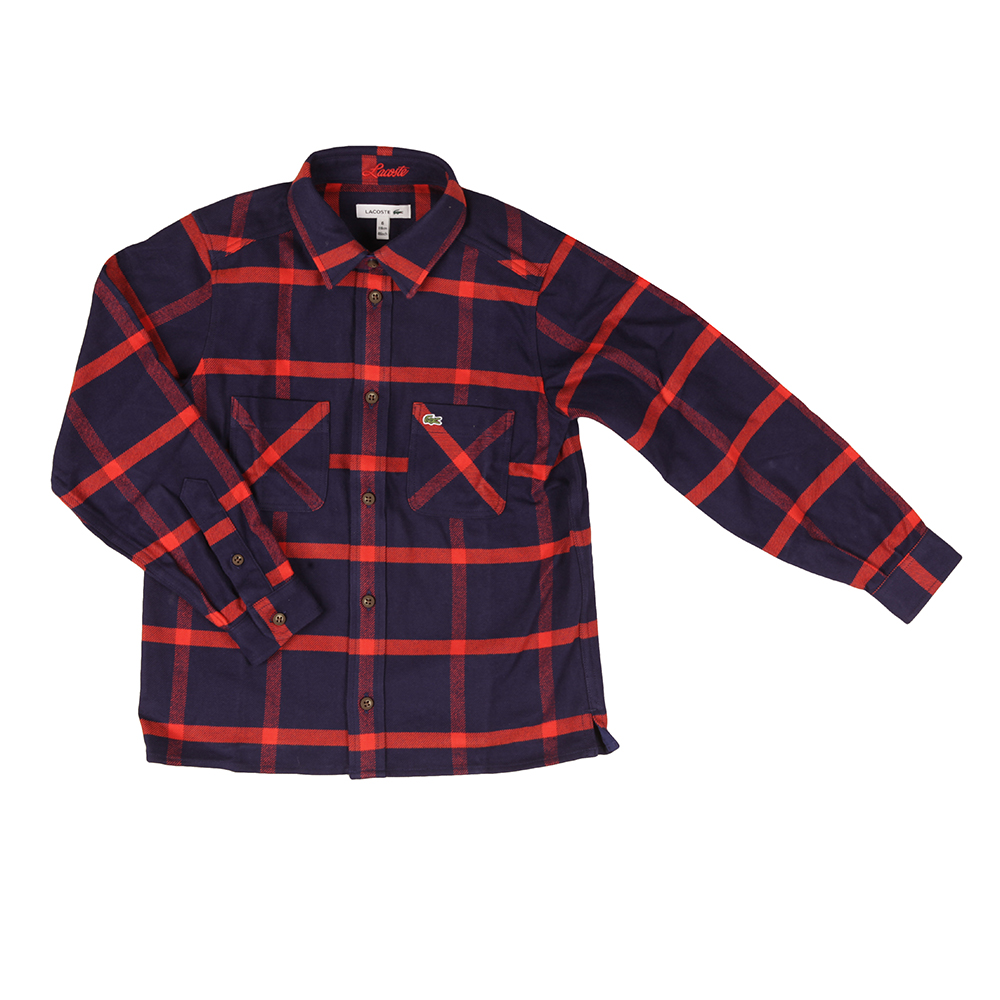 Boys CJ9709 Check Shirt main image