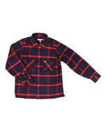 Boys CJ9709 Check Shirt