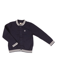 Timberland Boys Blue Boys T25L17 Knitted Cardigan