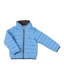 Timberland Boys Blue T26420 Puffer Jacket