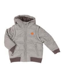 Timberland Boys Grey Puffer Jacket