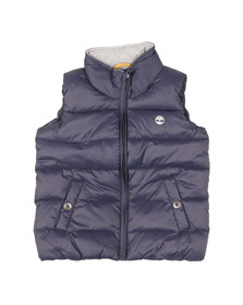 Timberland Boys Blue T26421 Gilet