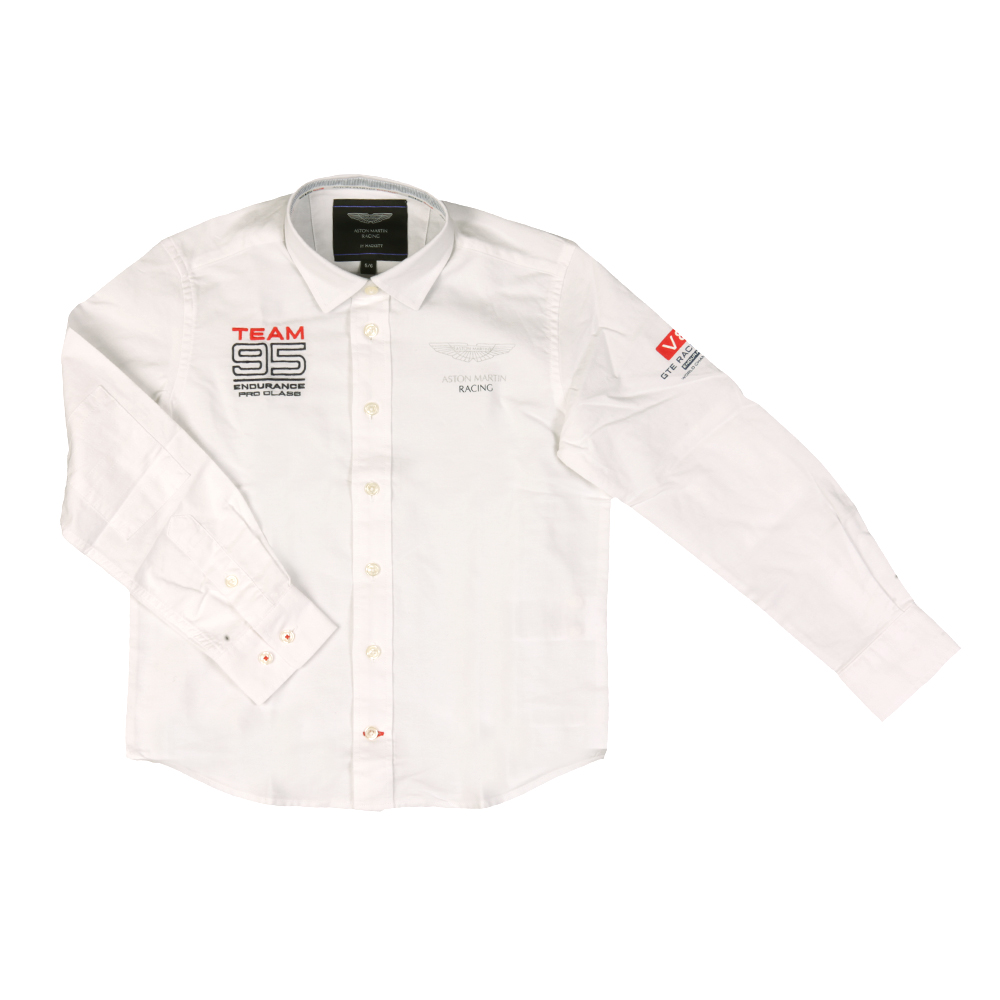 Boys AMR GB Oxford Shirt main image