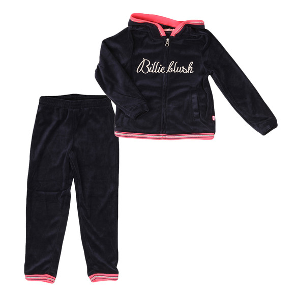 Billieblush Girls Blue U18067 Track Suit main image
