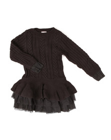Billieblush Girls Black U12237 Dress