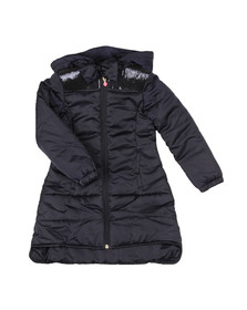 Billieblush Girls Blue U16119 Puffer Jacket