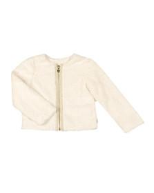 Billieblush Girls White Girls U16131 Coat