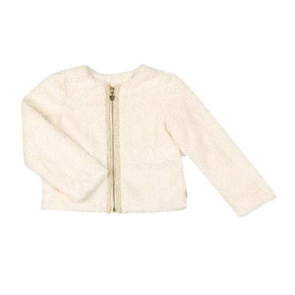 Billieblush Girls White Girls U16131 Coat  main image