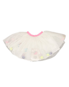 Billieblush Girls Off-white U13112 Skirt