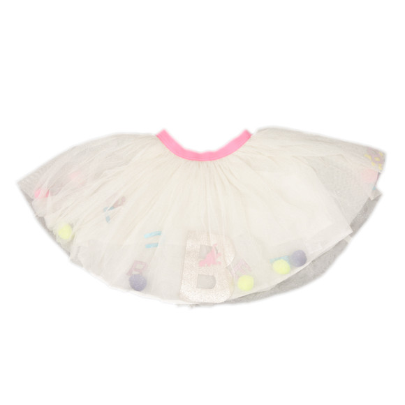 Billieblush Girls Off-white U13112 Skirt main image