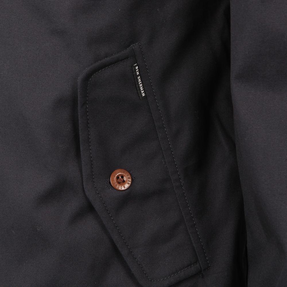 Padded Harrington Jacket  main image