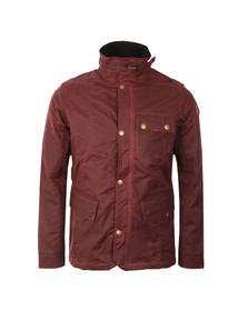 Peregrine Mens Red Bexley Wax Jacket