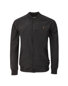 Farah Mens Black Bellinger Bomber Jacket
