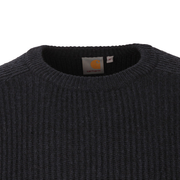 Carhartt Mens Blue Rib Sweater main image