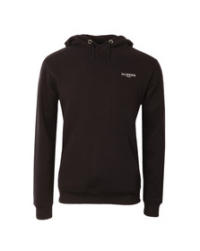 Illusive Mens Black Overhead Hoody