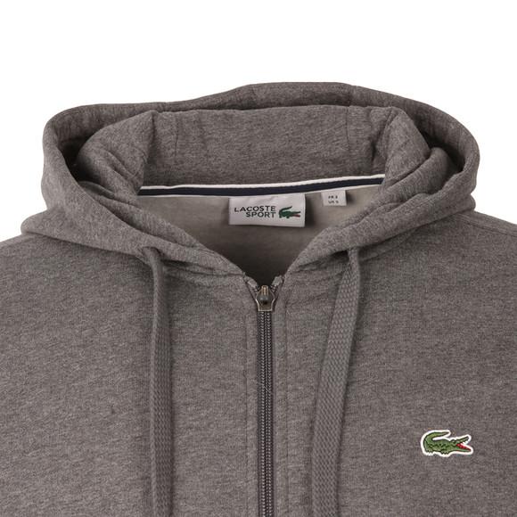 Lacoste Sport Mens Grey SH7609 Hoodie main image