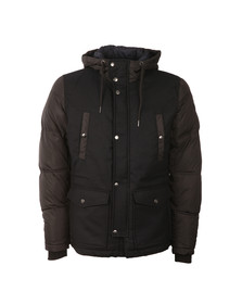 Diesel Mens Black Unresty Jacket