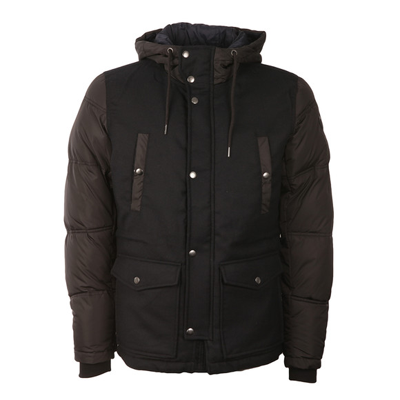 Diesel Mens Black Unresty Jacket main image