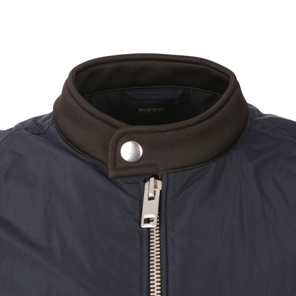 Diesel Mens Blue J-EDG Clean Jacket main image