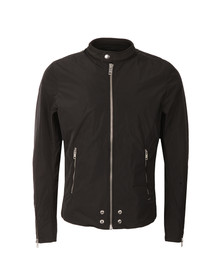Diesel Mens Black J-EDG Clean Jacket