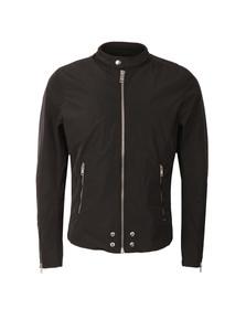 Diesel Mens Black J-EDG Clean Jacket