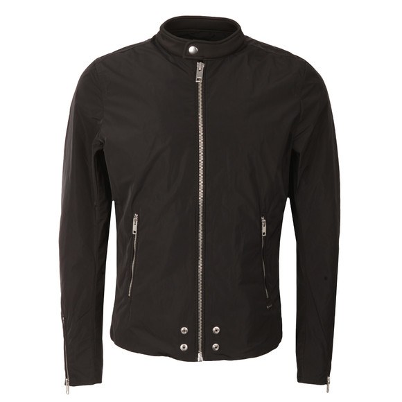 Diesel Mens Black J-EDG Clean Jacket main image