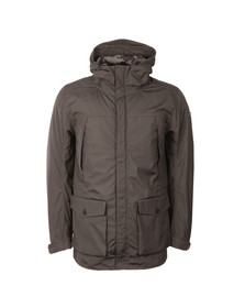 Duck & Cover Mens Black Journalist Jacket