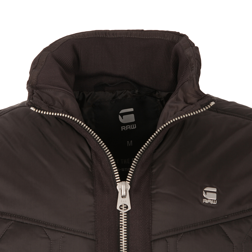 Meefic Utility Quilted Overshirt main image