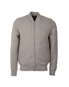 Duck & Cover Mens Grey Gryon Full Zip Sweat