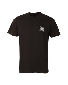 Carhartt Mens Black State Mountain Top T Shirt