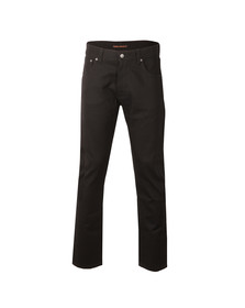 Nudie Jeans Mens Black Steady Eddie Jean