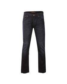 Nudie Jeans Mens Blue Steady Eddie Jean