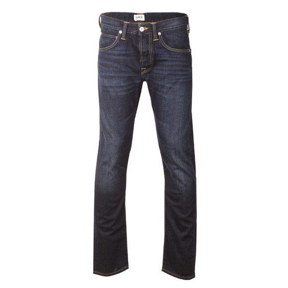 Edwin Mens Blue ED-55 Regular Tapered Jean main image
