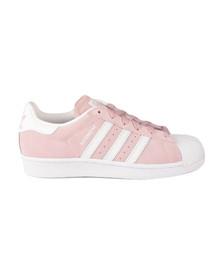 Adidas Originals Womens Pink Superstar W Trainer