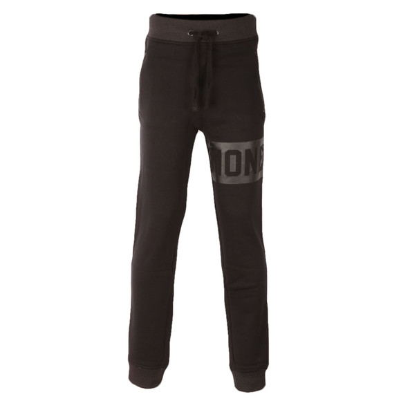 Money Mens Black Punch Out Track Pant main image