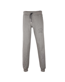 Paul & Shark Mens Grey Woven Sweatpants