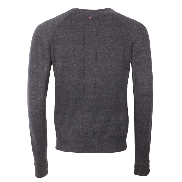 Duck & Cover Mens Blue Relay Crew Neck Jumper main image