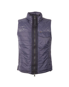 Duck & Cover Mens Blue Whitby Gilet