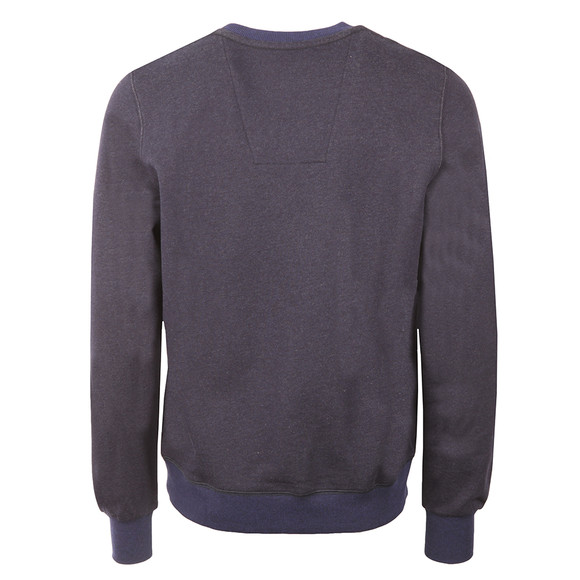 G-Star Mens Blue Crew Neck Sweat main image
