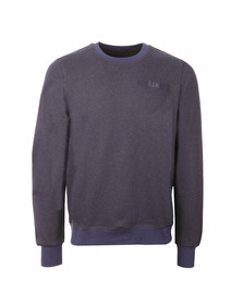 G-Star Mens Blue Crew Neck Sweat