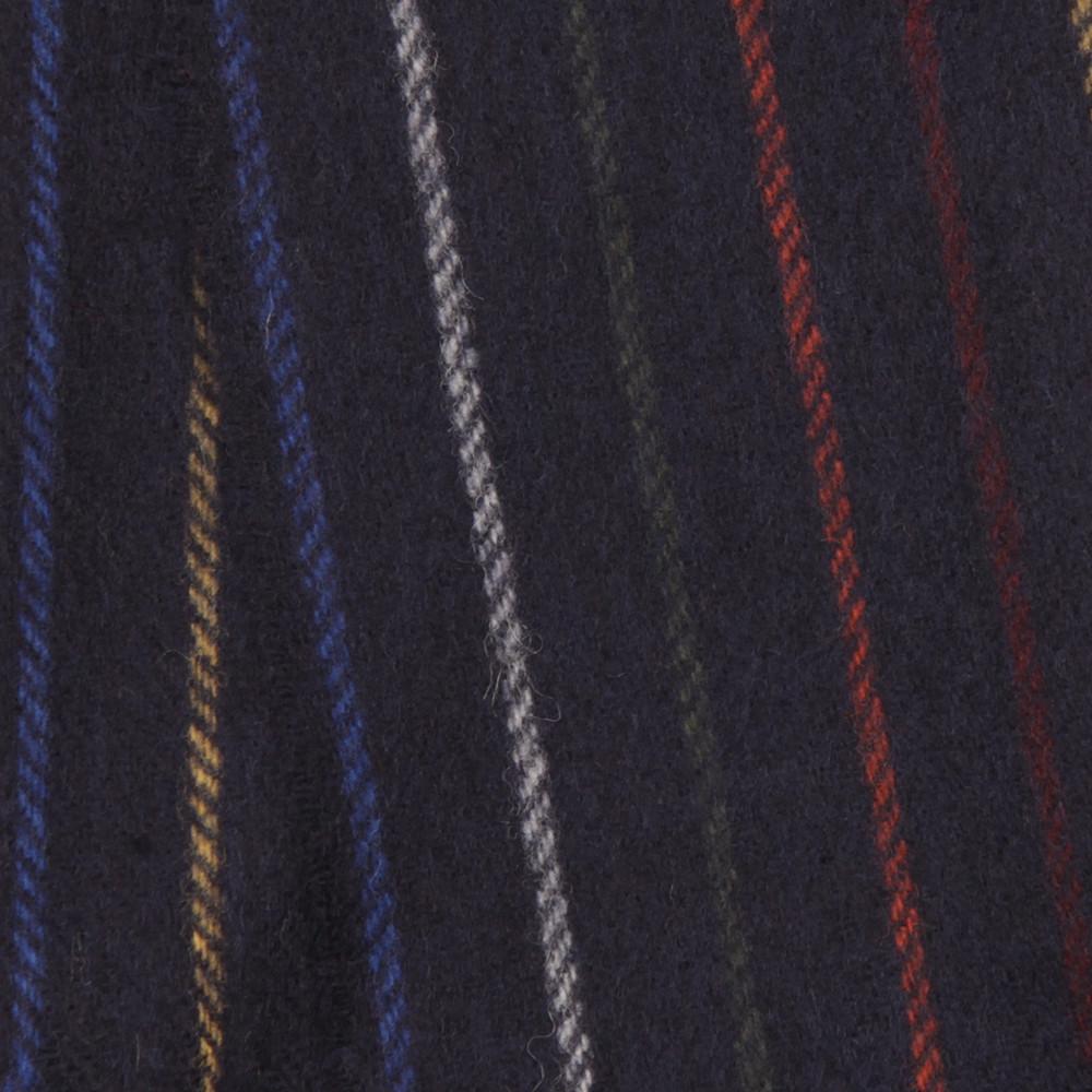 Multistripe Lambswool Scarf main image