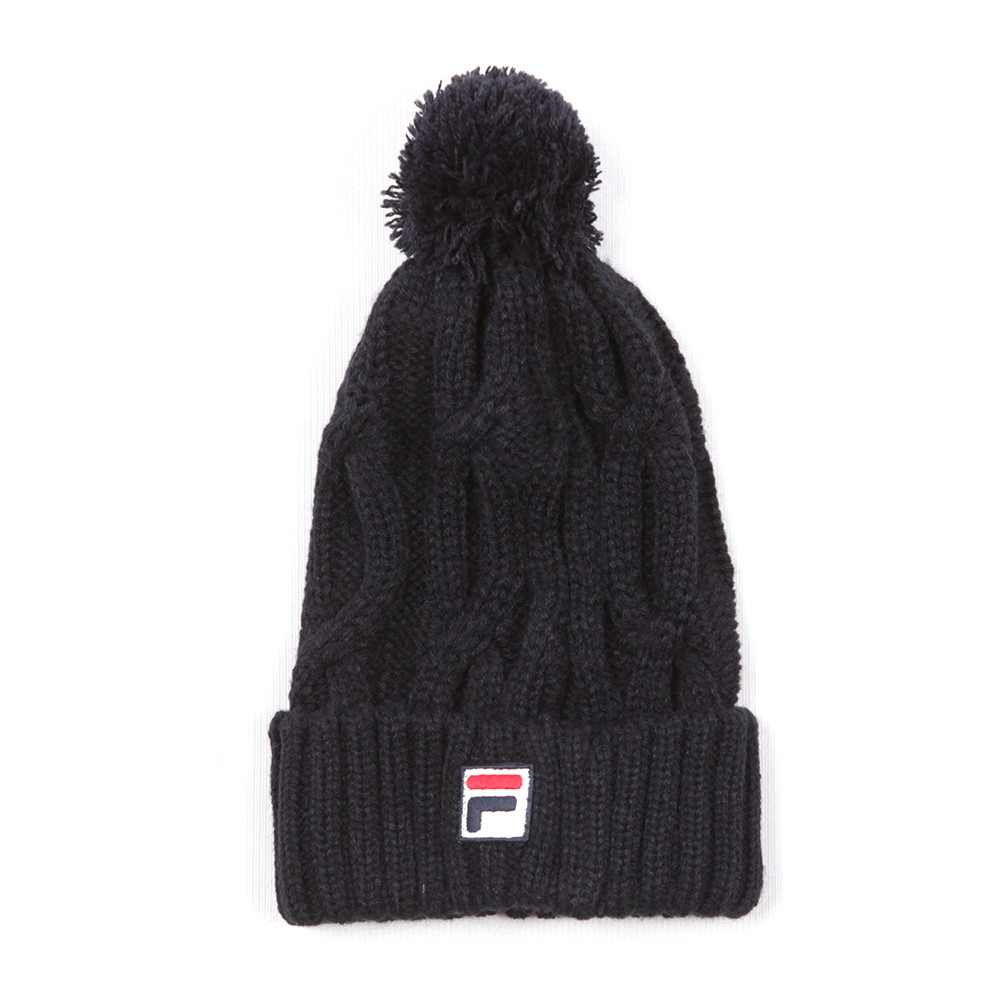 Calapai Knitted Bobble Hat main image 01cfc2f63b9
