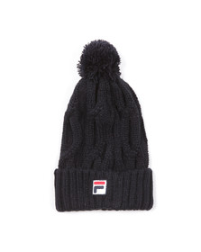 Fila Mens Blue Calapai Knitted Bobble Hat