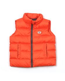 Armani Baby Boys Orange 6XHQ01 Gilet