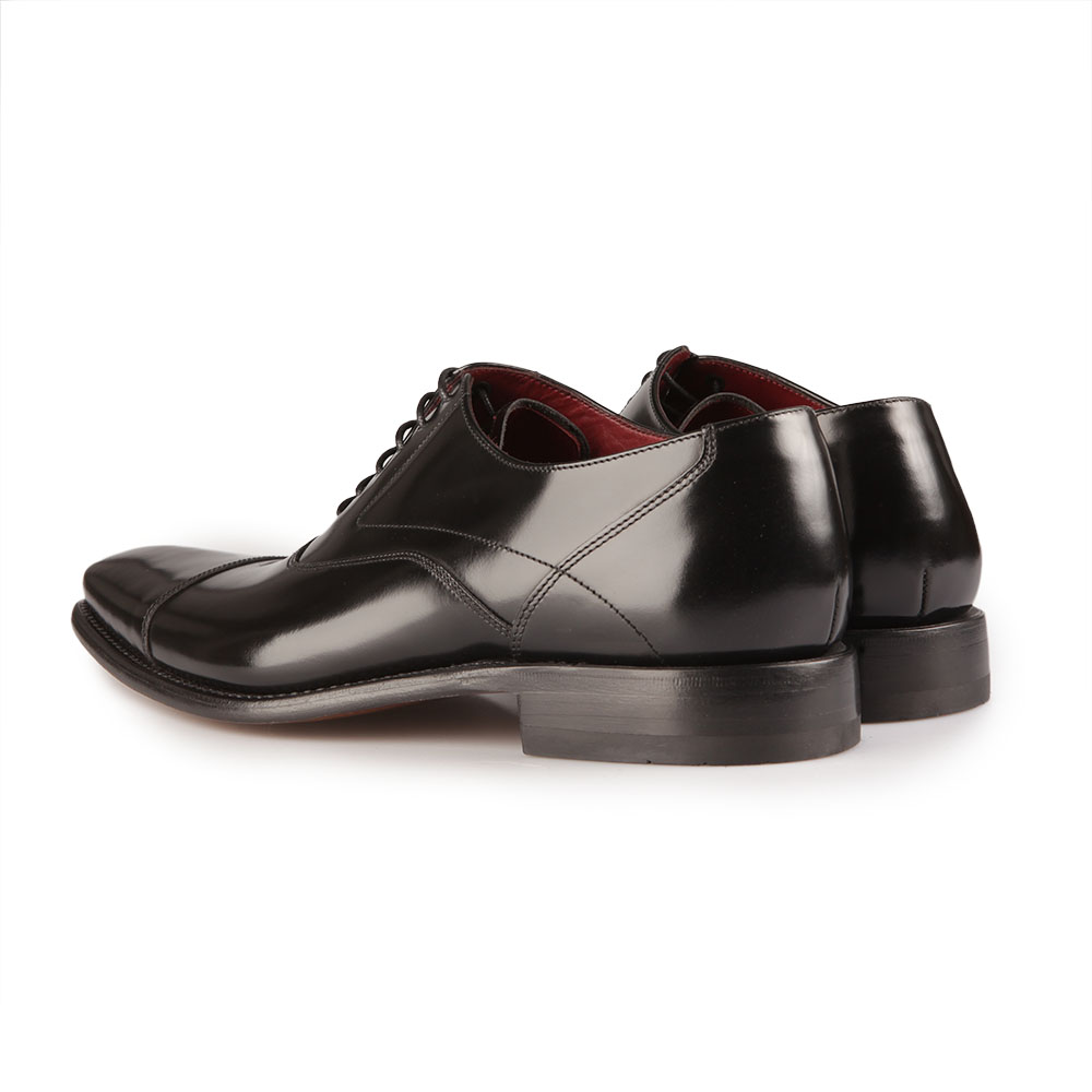 Sharp Polished Toe Cap Shoe main image