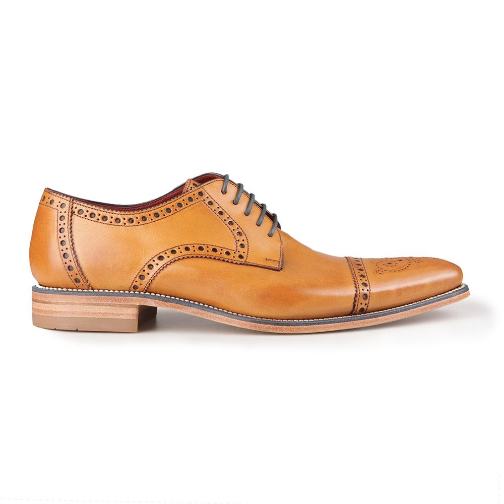 Foley Semi-Brogue Shoe main image