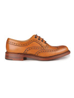 Ashby Calf Brogue Shoe