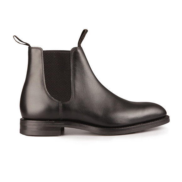Loake Mens Black Chatsworth Chelsea Boot
